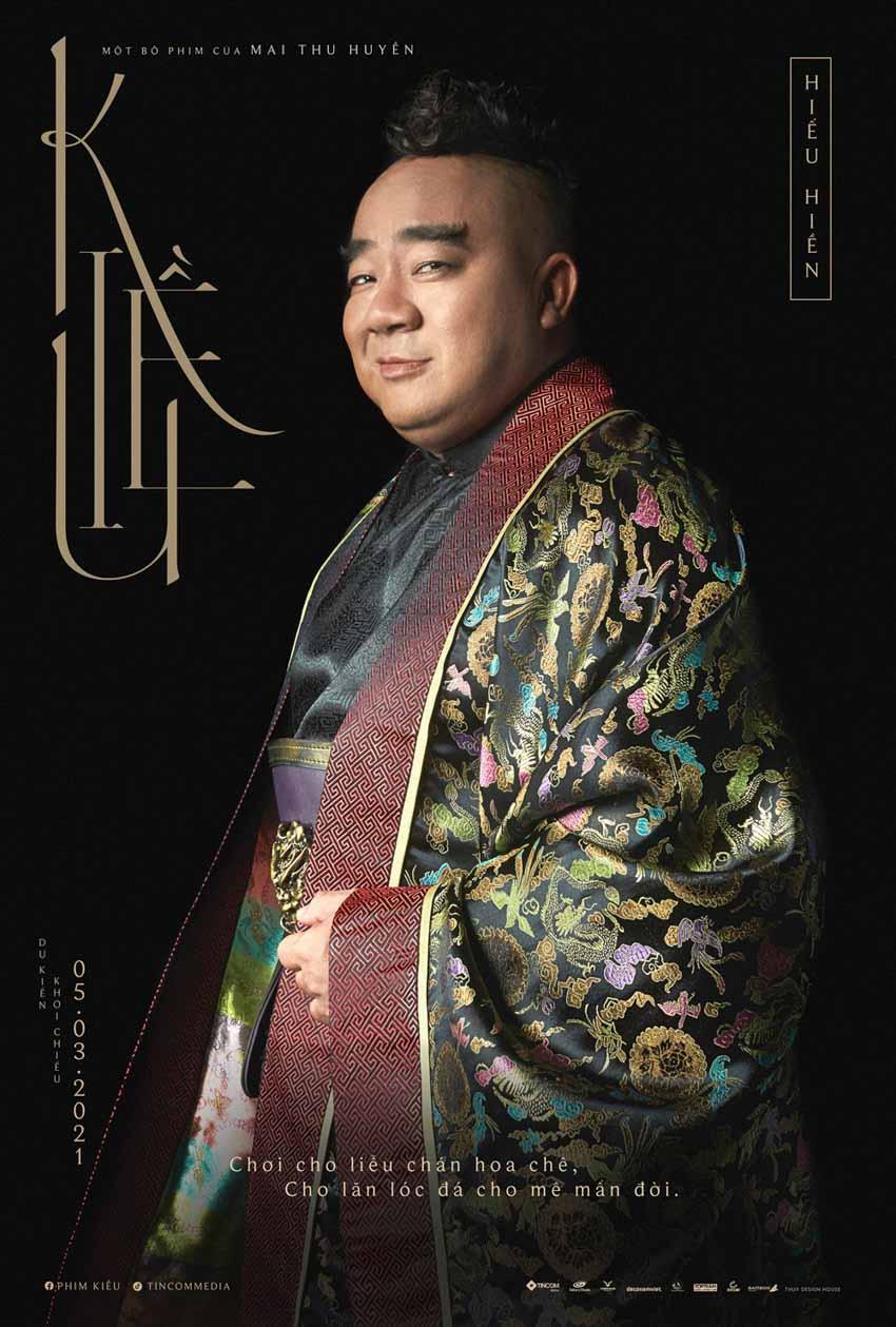 Vắng bóng Kim Trọng, Từ Hải, phim Kiều hư cấu thêm Hiền Bá, Thị Liên - 8
