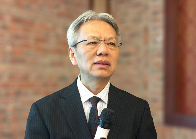 Ông Nguyễn Sỹ Dũng – Nguyên Phó Chủ nhiệm Văn phòng Quốc hội