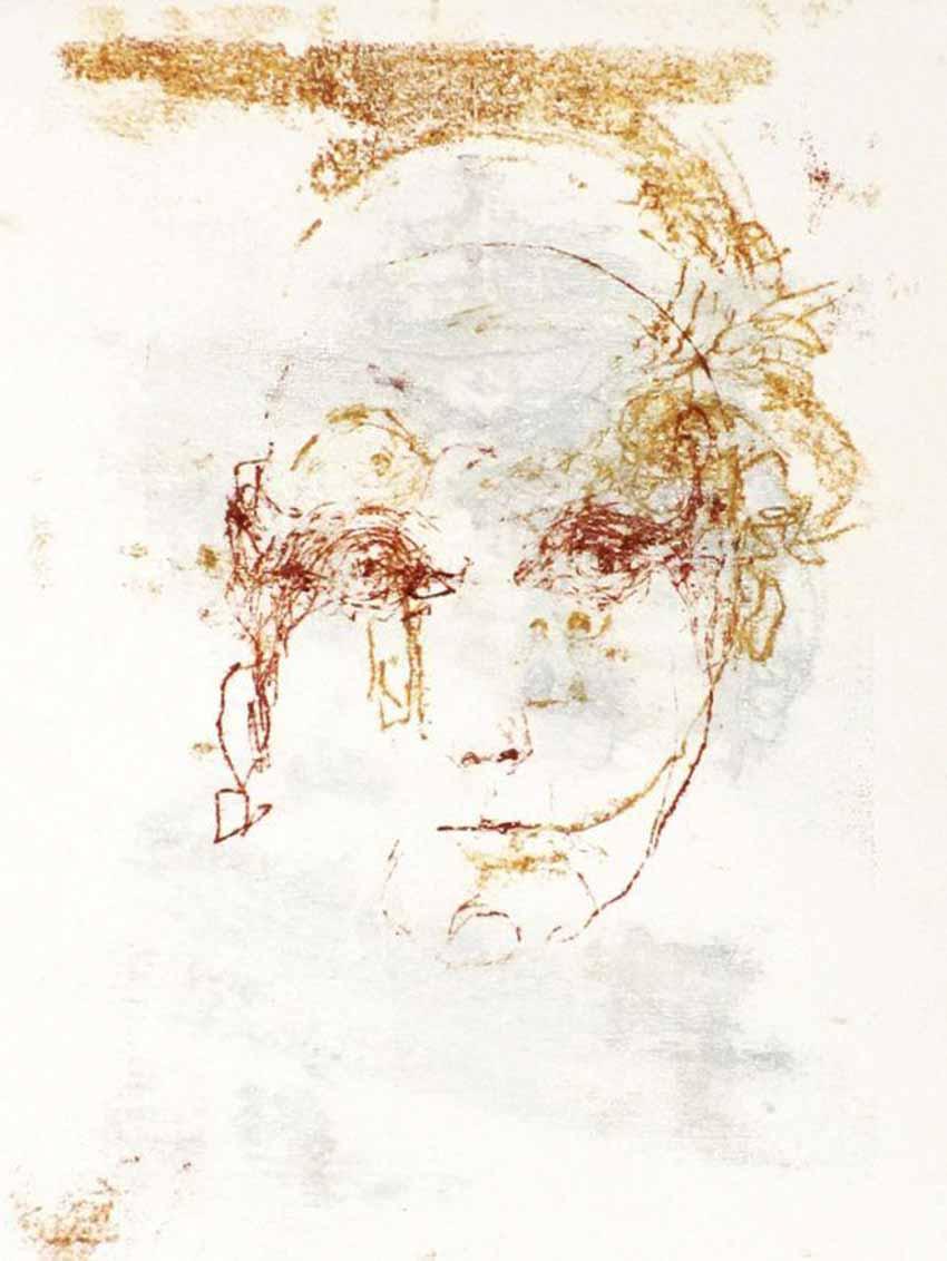 Người nghệ sĩ tìm kiếm khuôn mặt của chính mình - 2