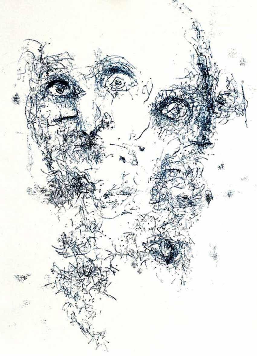 Người nghệ sĩ tìm kiếm khuôn mặt của chính mình - 5