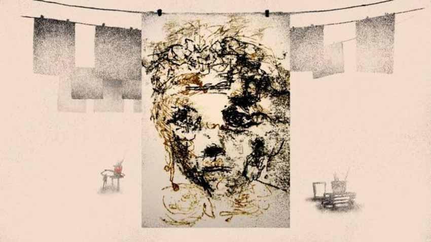 Người nghệ sĩ tìm kiếm khuôn mặt của chính mình - 12