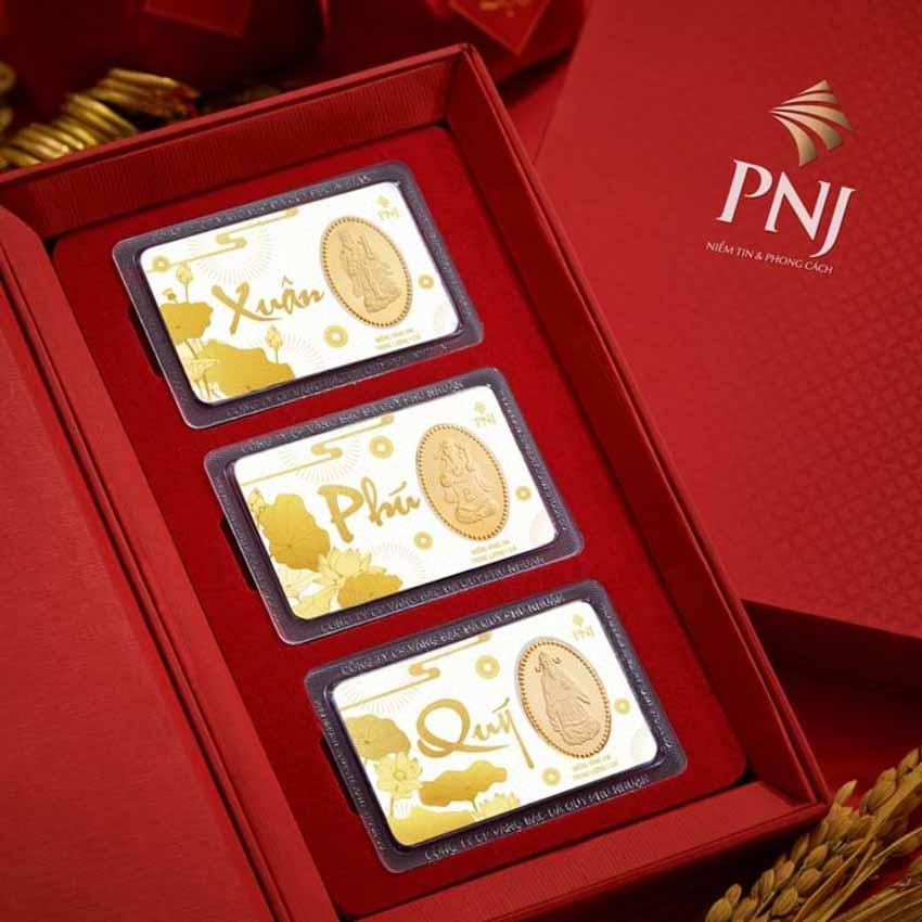 PNJ ra mắt bộ sưu tập độc đáo cho ngày vía Thần tài 2021 - 3