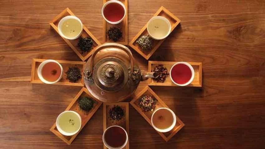 Thưởng thức trà để cải thiện tâm trạng và sức khỏe - 2