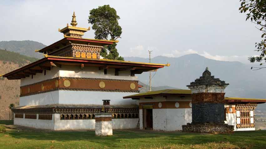 Ngày tết nói về biểu tượng phúc lộc đặc trưng của Bhutan - 3