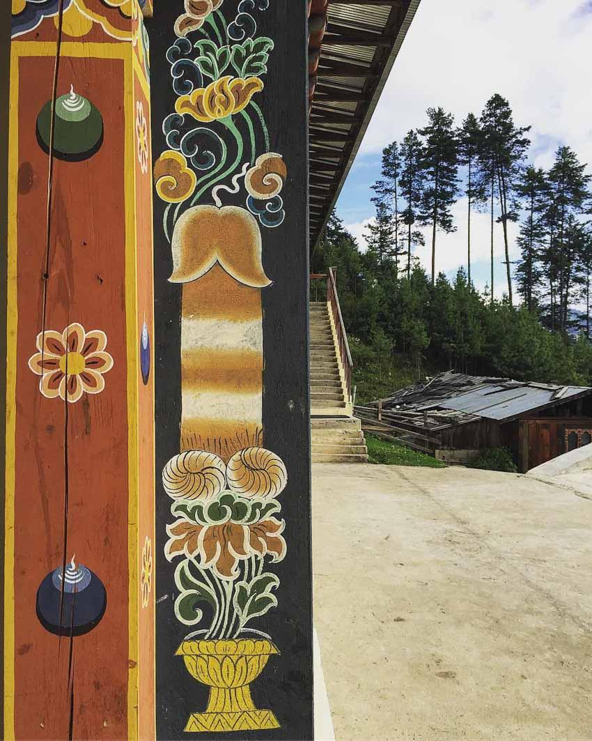 Ngày tết nói về biểu tượng phúc lộc đặc trưng của Bhutan - 5