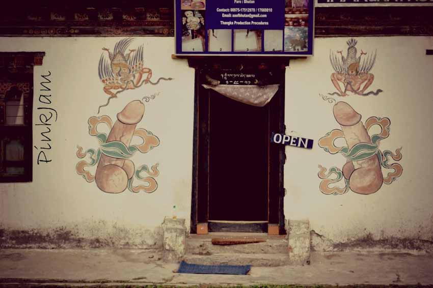 Ngày tết nói về biểu tượng phúc lộc đặc trưng của Bhutan - 6