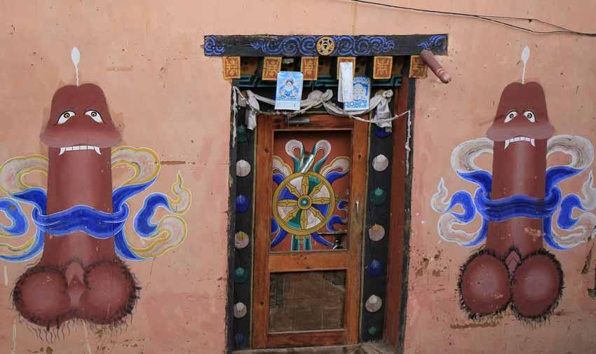 Ngày tết nói về biểu tượng phúc lộc đặc trưng của Bhutan - 7