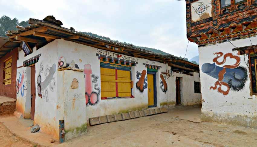 Ngày tết nói về biểu tượng phúc lộc đặc trưng của Bhutan - 9