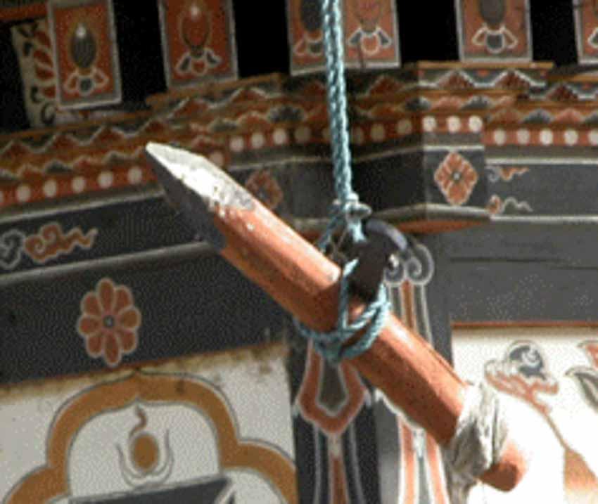 Ngày tết nói về biểu tượng phúc lộc đặc trưng của Bhutan - 12