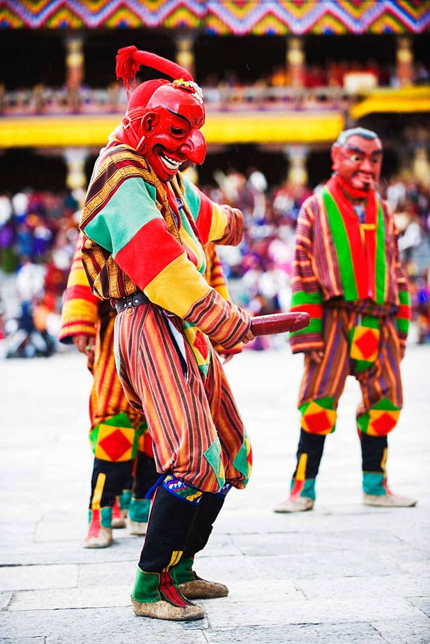 Ngày tết nói về biểu tượng phúc lộc đặc trưng của Bhutan - 14