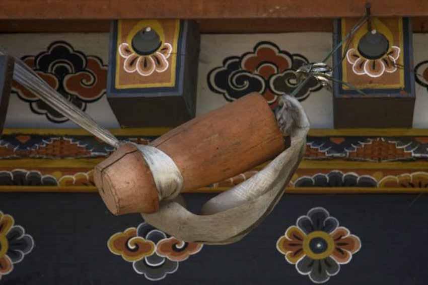 Ngày tết nói về biểu tượng phúc lộc đặc trưng của Bhutan - 15
