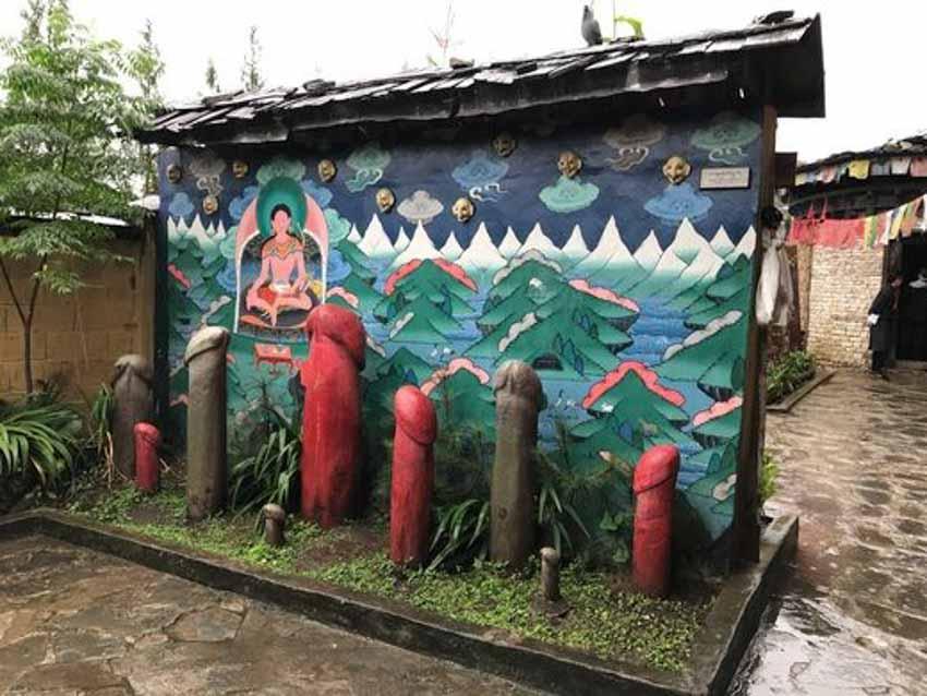 Ngày tết nói về biểu tượng phúc lộc đặc trưng của Bhutan - 17