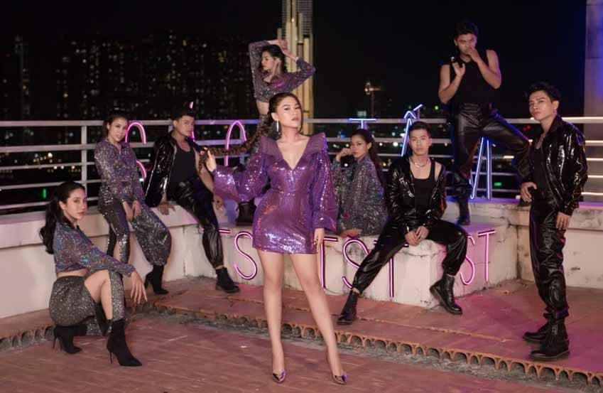 Sau Tâm Sắc Tấm, Ngọc Thanh Tâm ra mắt MV ca nhạc - 1