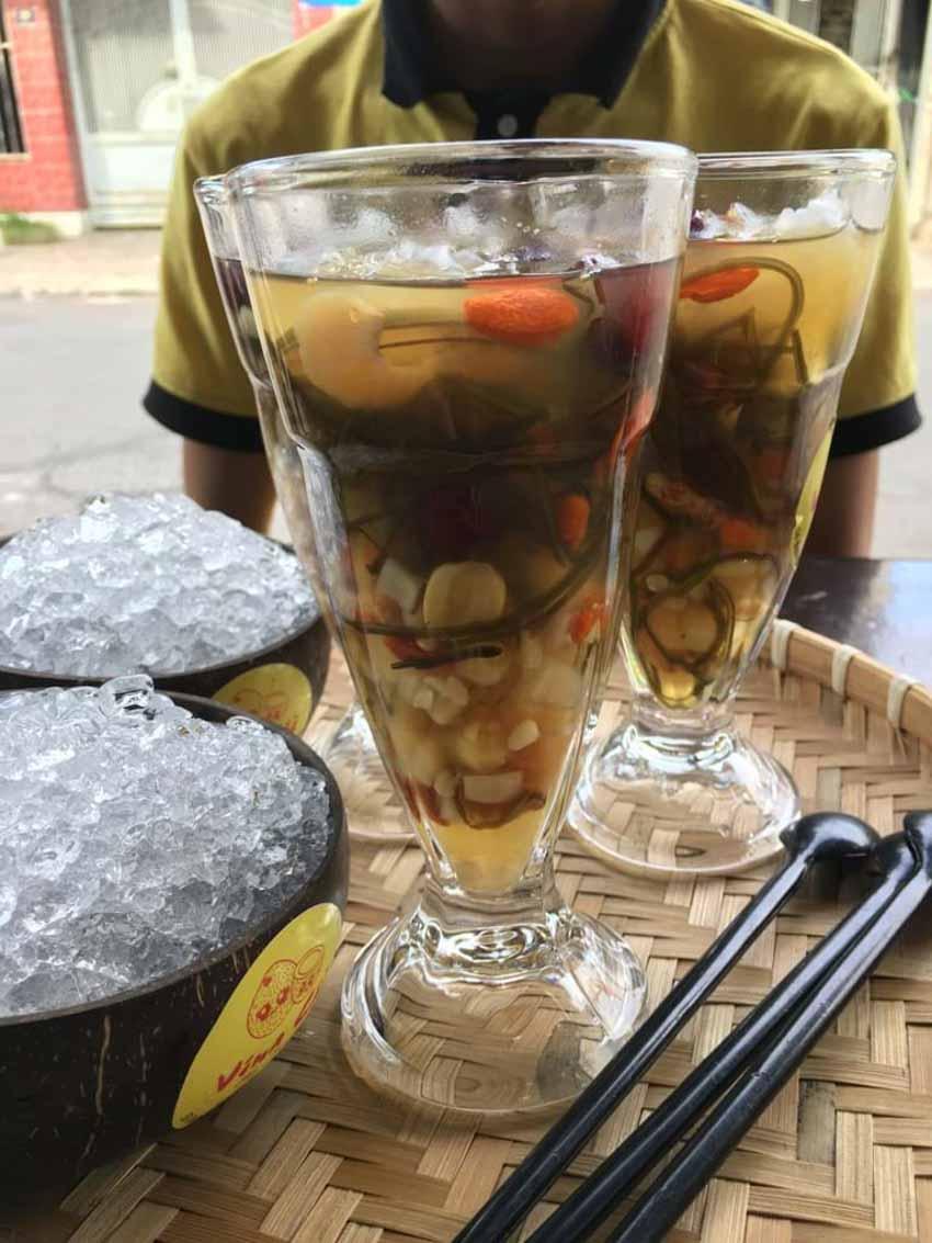 Gom chua cay để nấu thành… chè! - 1
