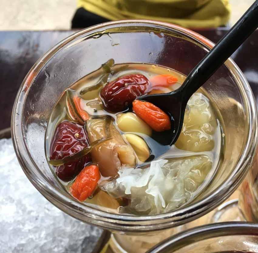 Gom chua cay để nấu thành… chè! - 2