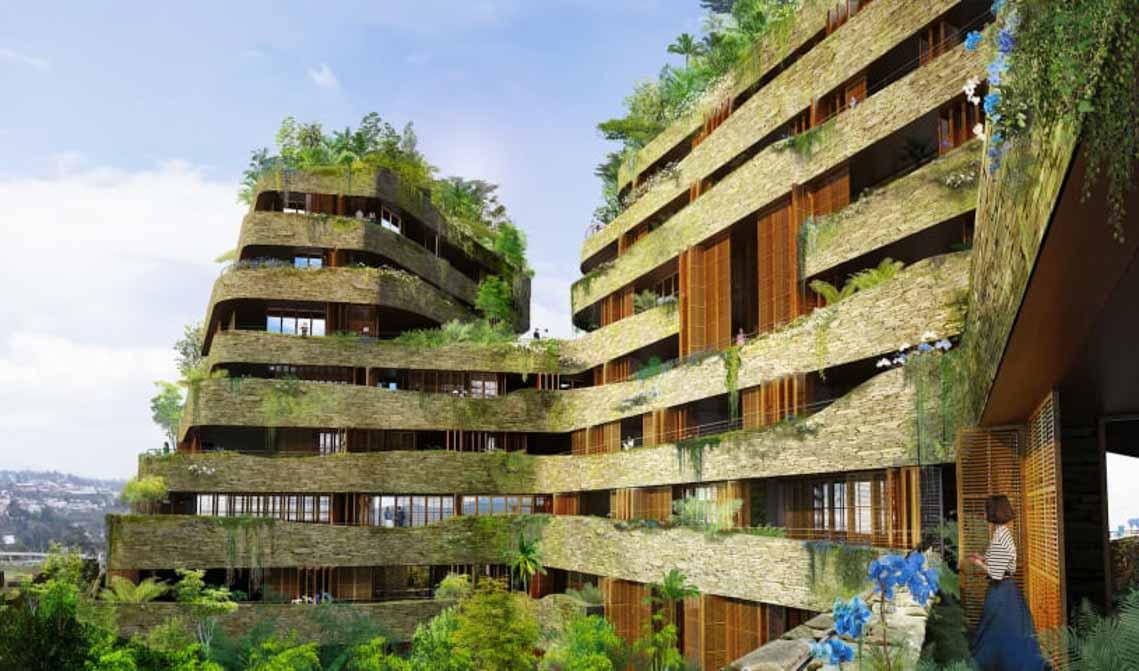 8 toà nhà có thể biến hình và tái sử dụng sẽ định hình thế giới kiến trúc năm 2021 - 3