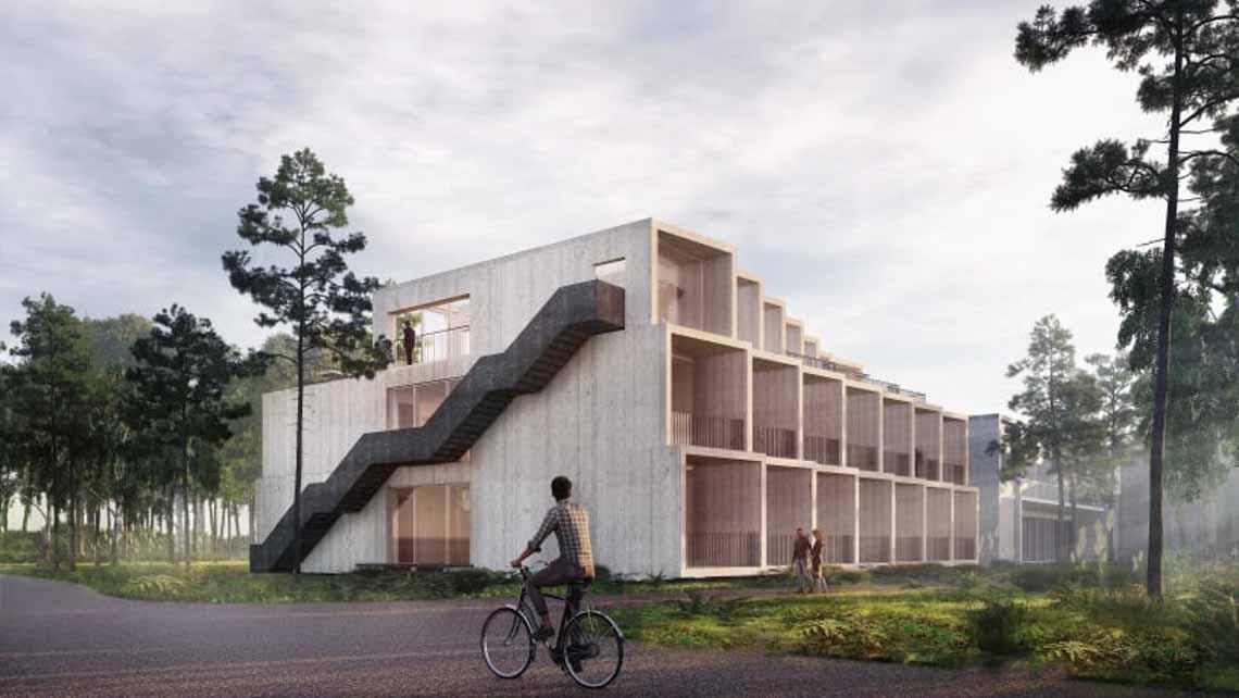 8 toà nhà có thể biến hình và tái sử dụng sẽ định hình thế giới kiến trúc năm 2021 - 4