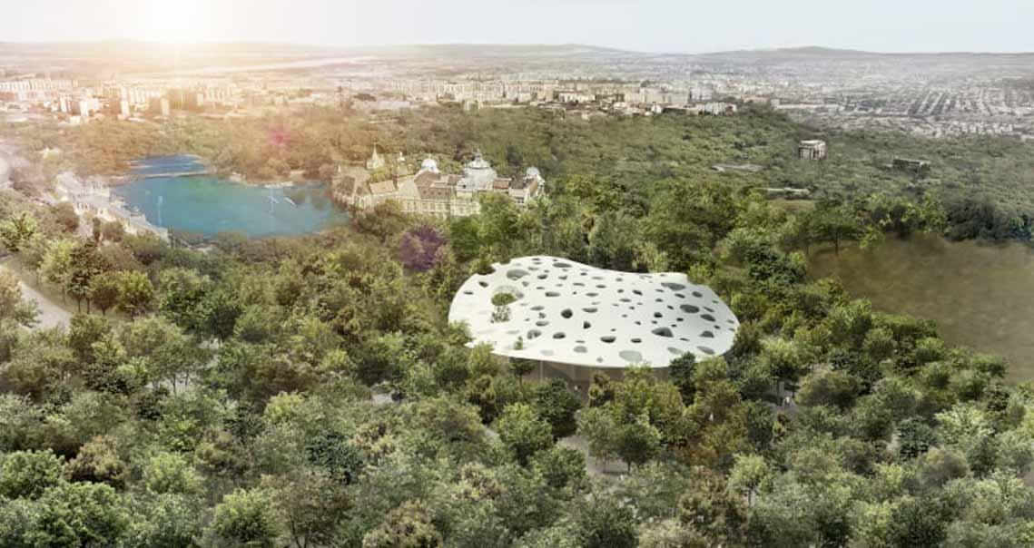 8 toà nhà có thể biến hình và tái sử dụng sẽ định hình thế giới kiến trúc năm 2021 - 5