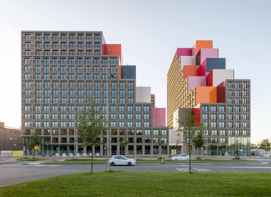 8 toà nhà có thể biến hình và tái sử dụng sẽ định hình thế giới kiến trúc năm 2021 - 6