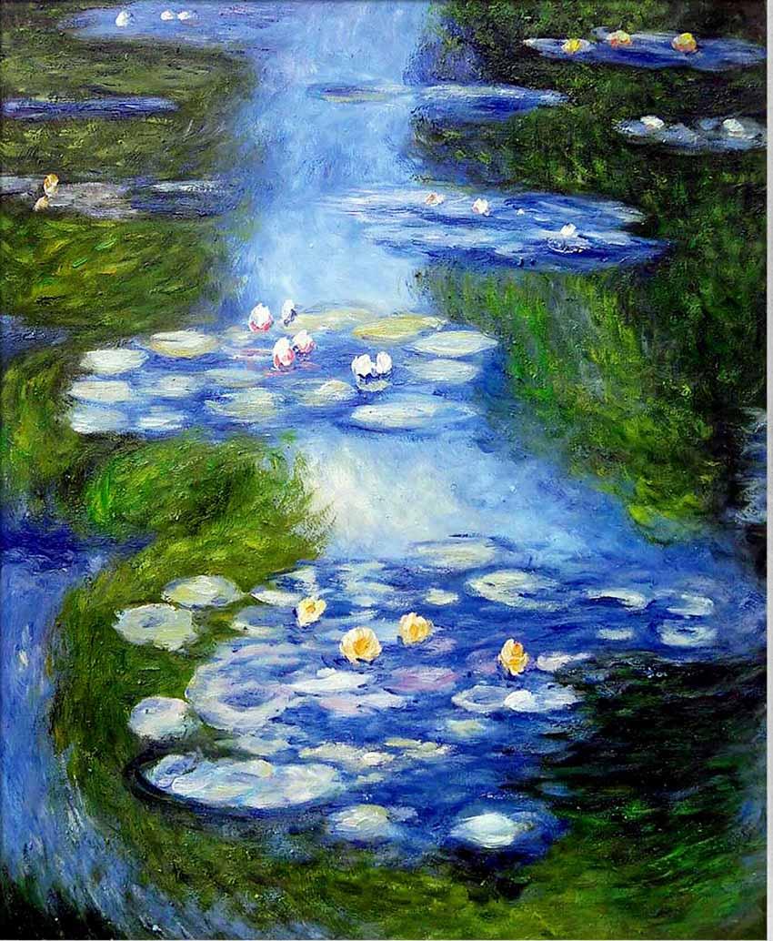Những bức tranh mang hơi thở mùa xuân - 5