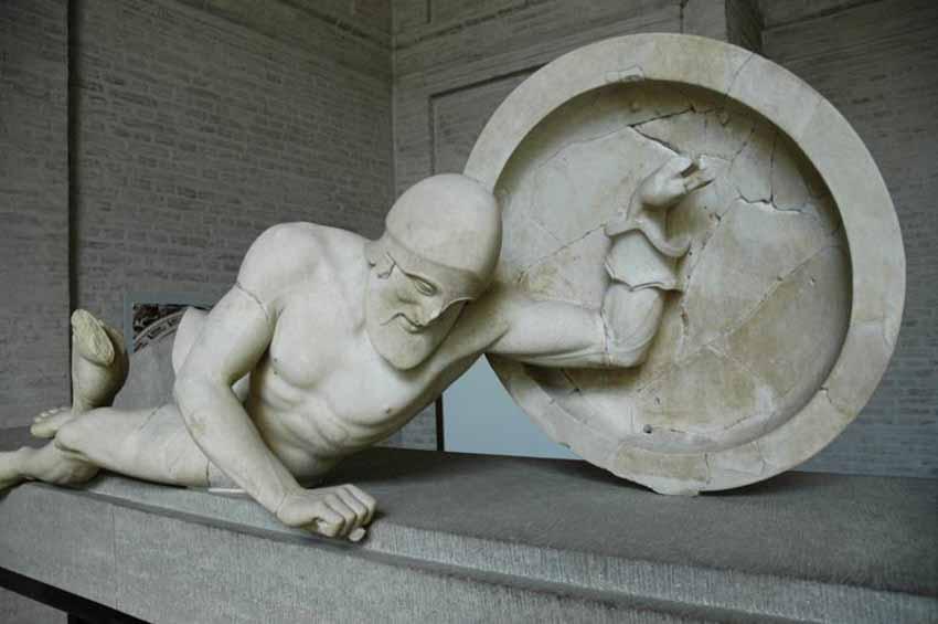 Các pho tượng cổ với những câu chuyện lạ thường - 5
