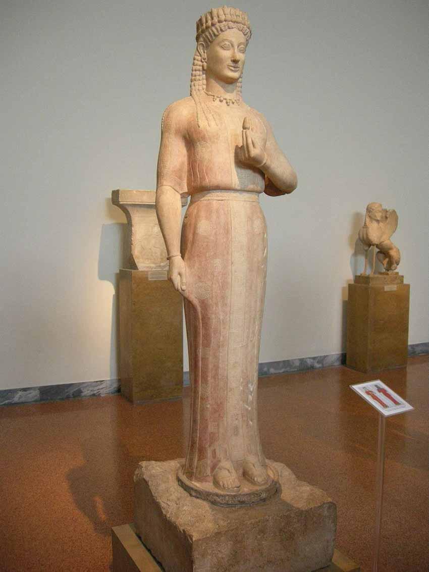 Các pho tượng cổ với những câu chuyện lạ thường - 6