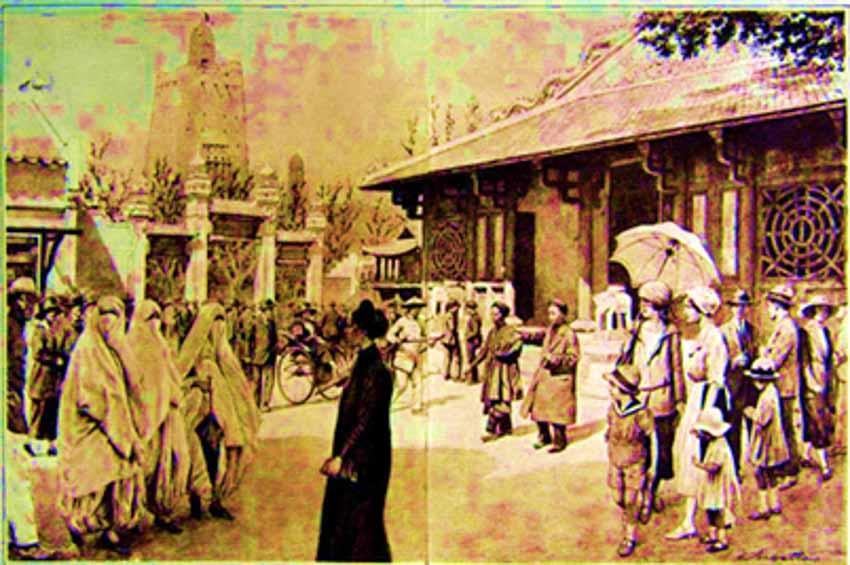 Tham gia Hội chợ Đấu xảo dưới thời nhà Nguyễn - 1
