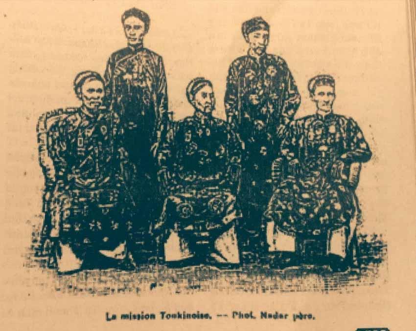Tham gia Hội chợ Đấu xảo dưới thời nhà Nguyễn - 5