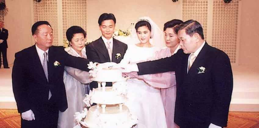 Hết thời tài phiệt liên hôn với chính trị ở Hàn Quốc - 5