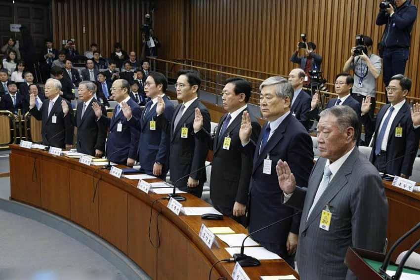 Hết thời tài phiệt liên hôn với chính trị ở Hàn Quốc - 6