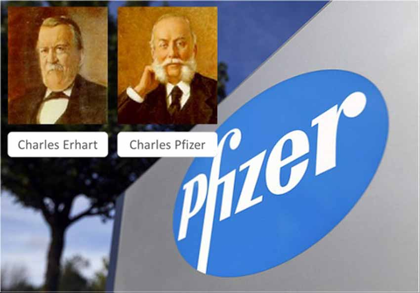 Người khổng lồ Pfizer - 2