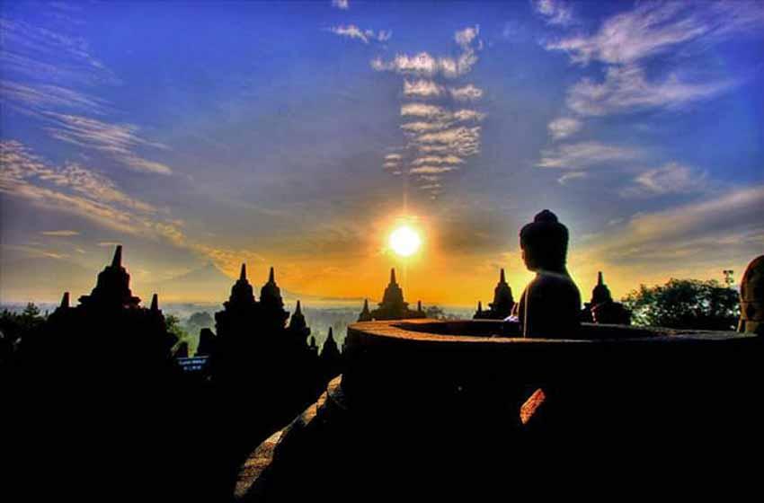 Đến thăm đền thờ núi kỳ vĩ Borobudur - 5