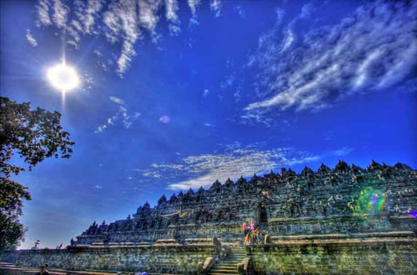 Đến thăm đền thờ núi kỳ vĩ Borobudur - 6