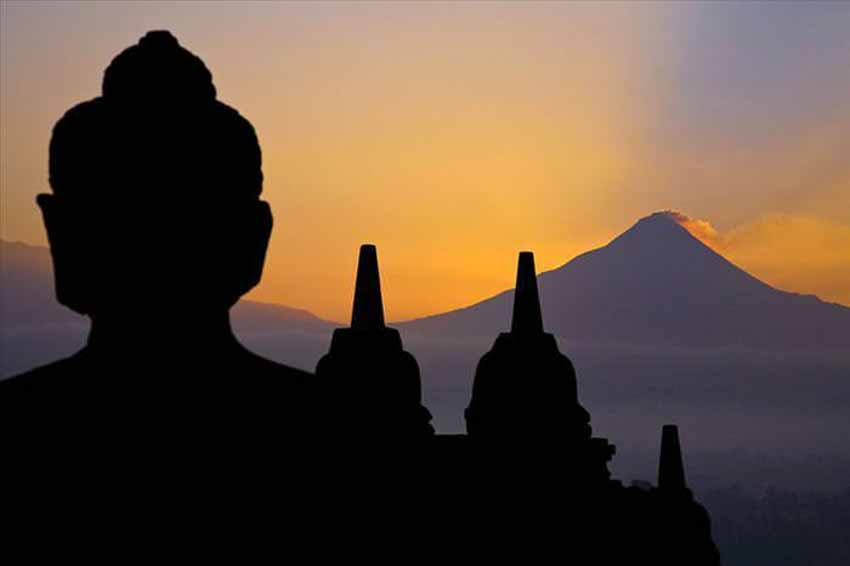 Đến thăm đền thờ núi kỳ vĩ Borobudur - 7