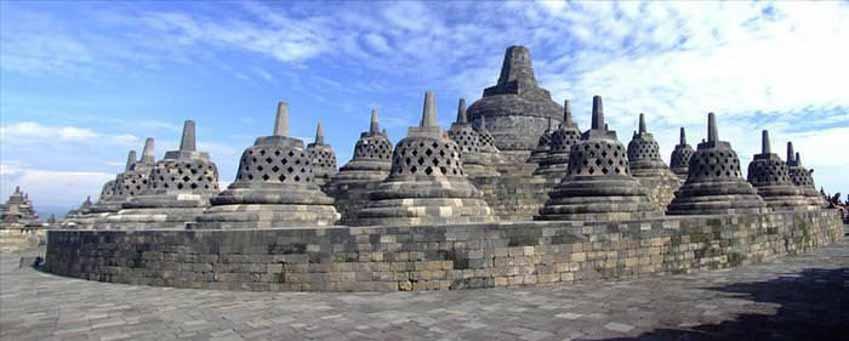 Đến thăm đền thờ núi kỳ vĩ Borobudur - 8