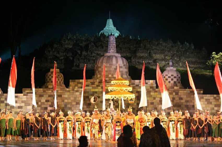 Đến thăm đền thờ núi kỳ vĩ Borobudur - 9