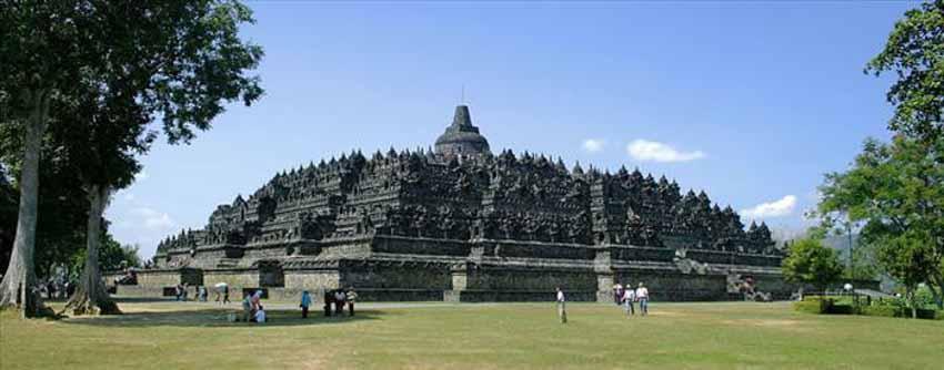 Đến thăm đền thờ núi kỳ vĩ Borobudur - 17