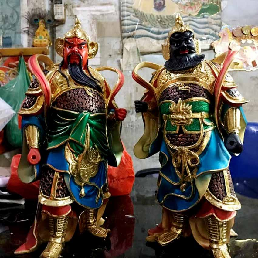 Môn thần trong văn hóa Trung Hoa - 2