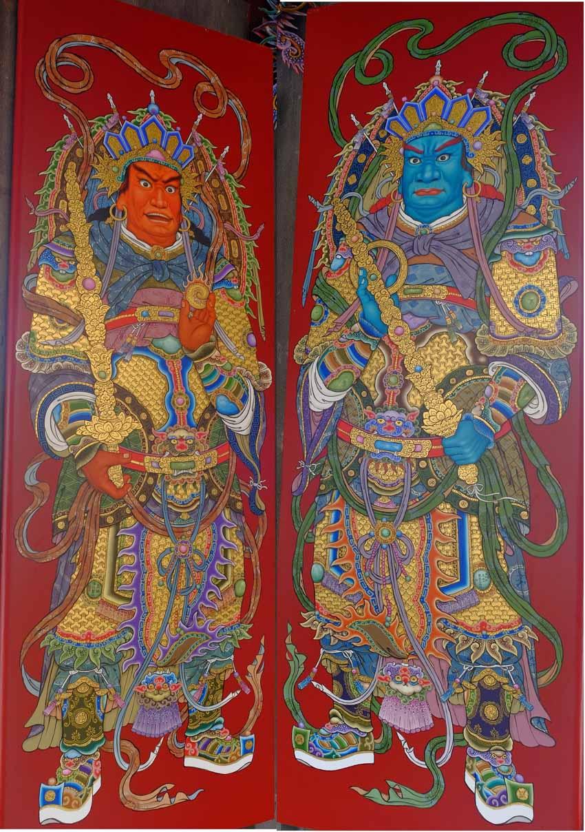 Môn thần trong văn hóa Trung Hoa - 6