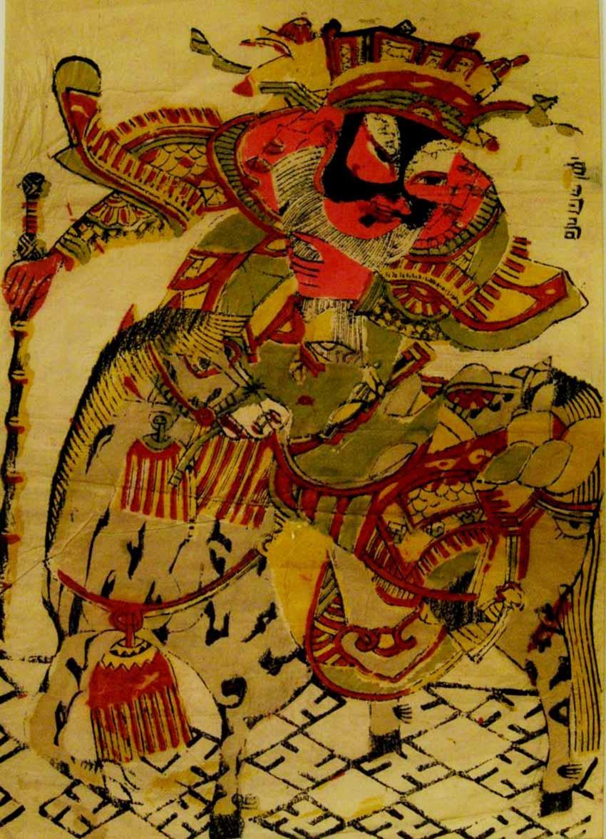Môn thần trong văn hóa Trung Hoa - 11