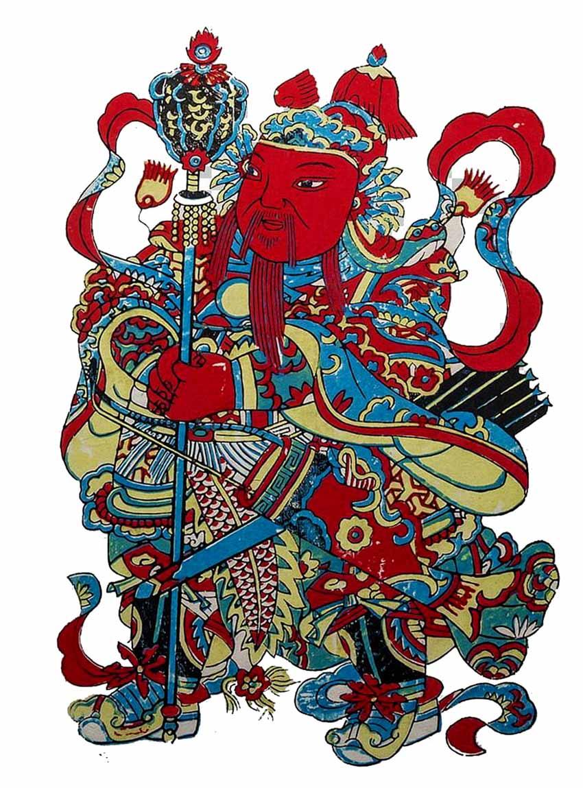 Môn thần trong văn hóa Trung Hoa - 13