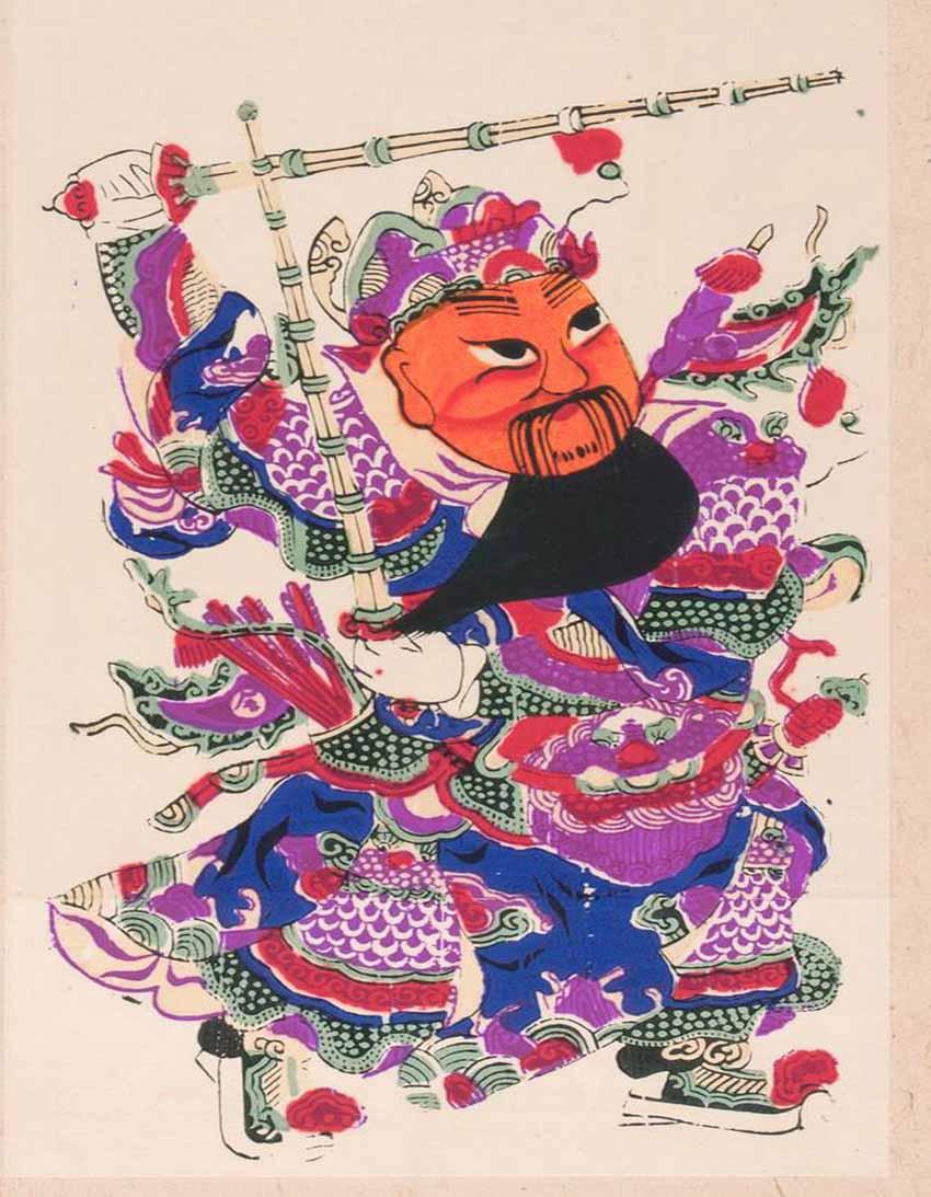 Môn thần trong văn hóa Trung Hoa - 14