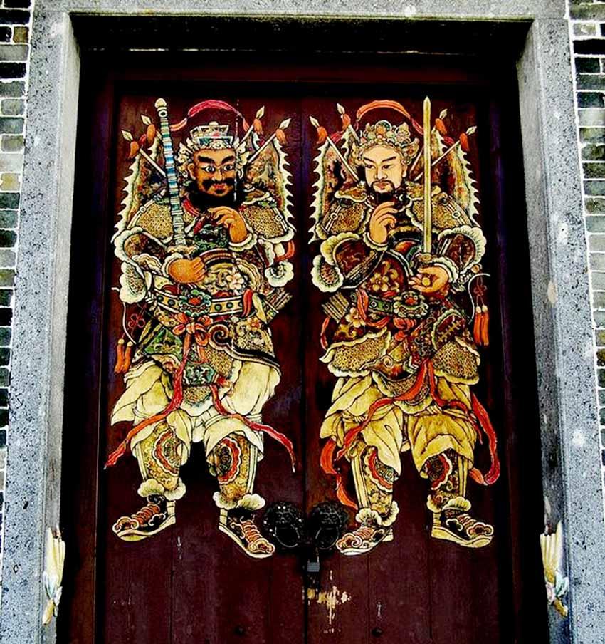 Môn thần trong văn hóa Trung Hoa - 15