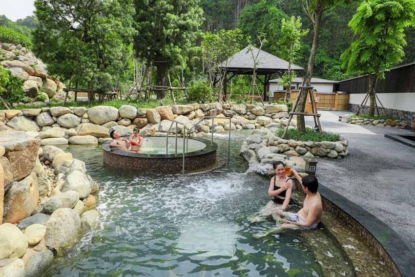 Vén màn bí mật về nguồn khoáng nóng của biệt thự Sun Onsen Village – Limited Edition - 2