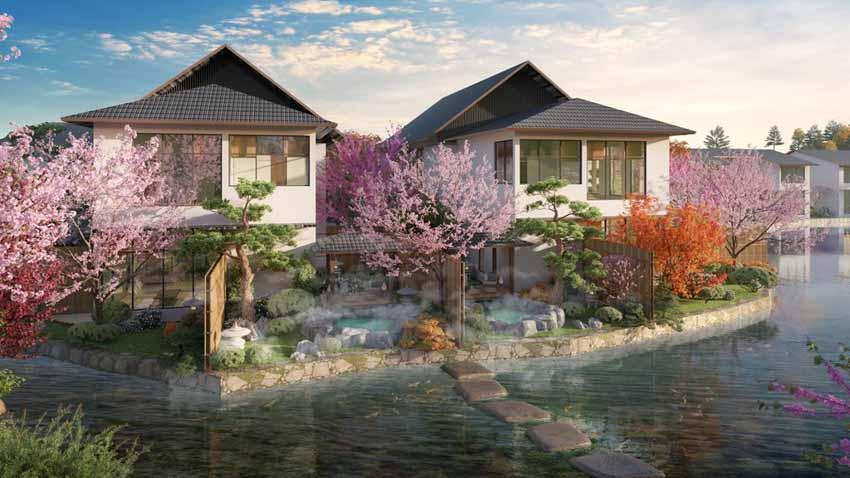 Vén màn bí mật về nguồn khoáng nóng của biệt thự Sun Onsen Village – Limited Edition - 3