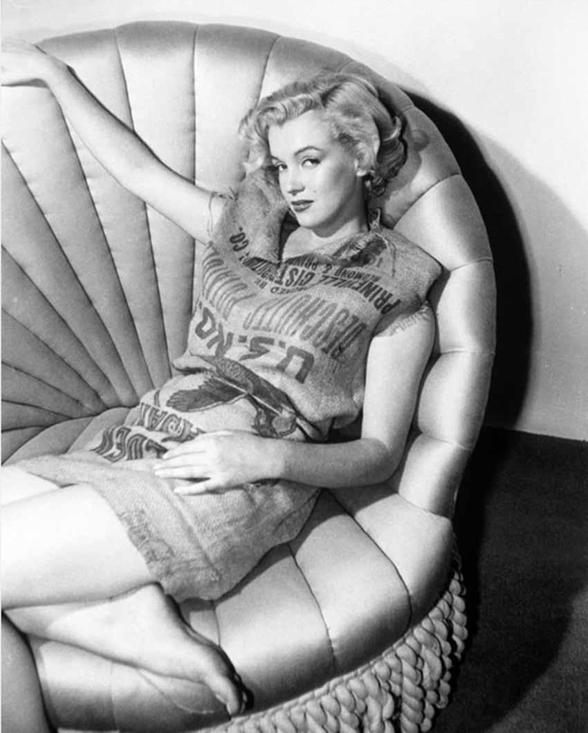 Những điểm nhấn trong cuộc đời Marilyn Monroe - 1