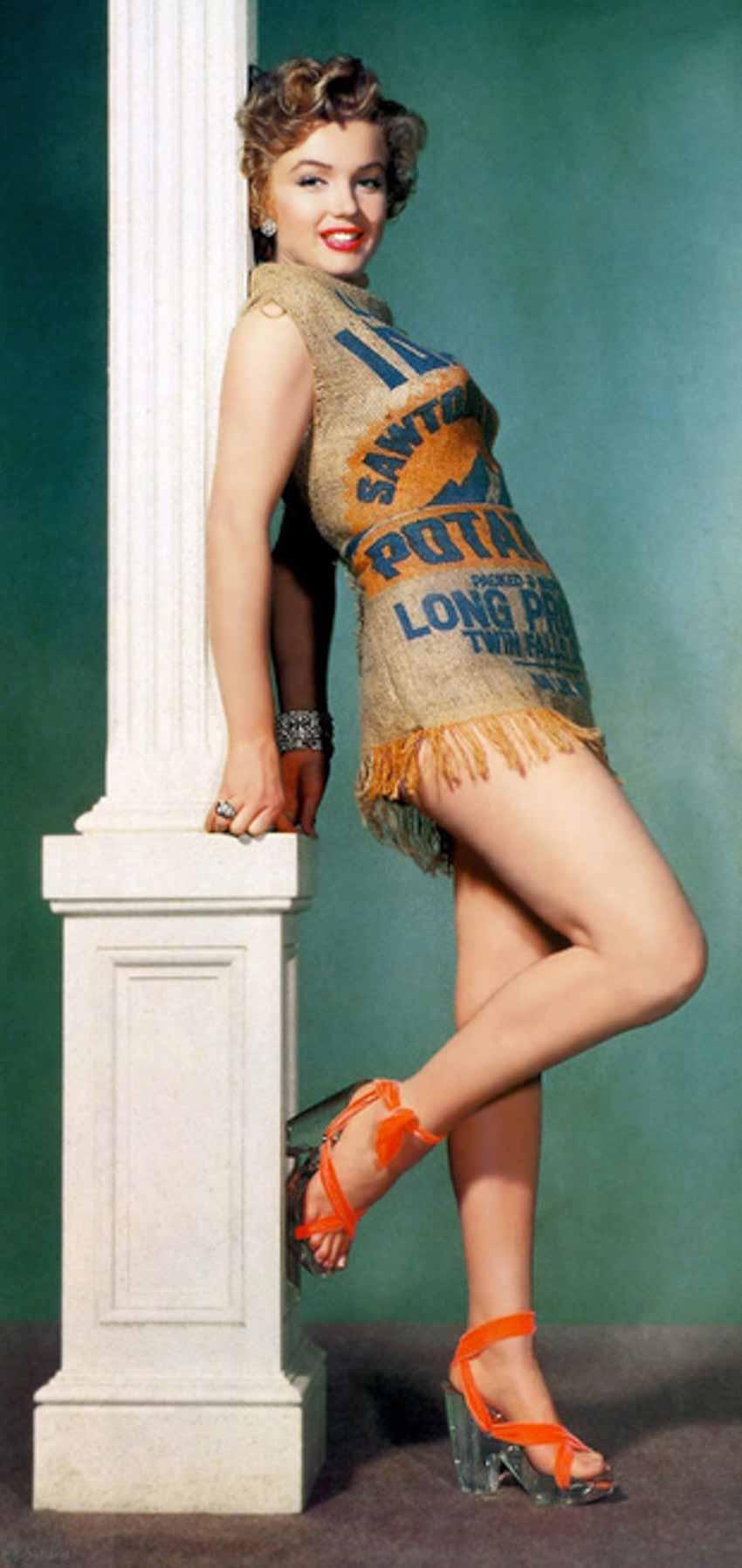 Những điểm nhấn trong cuộc đời Marilyn Monroe - 2