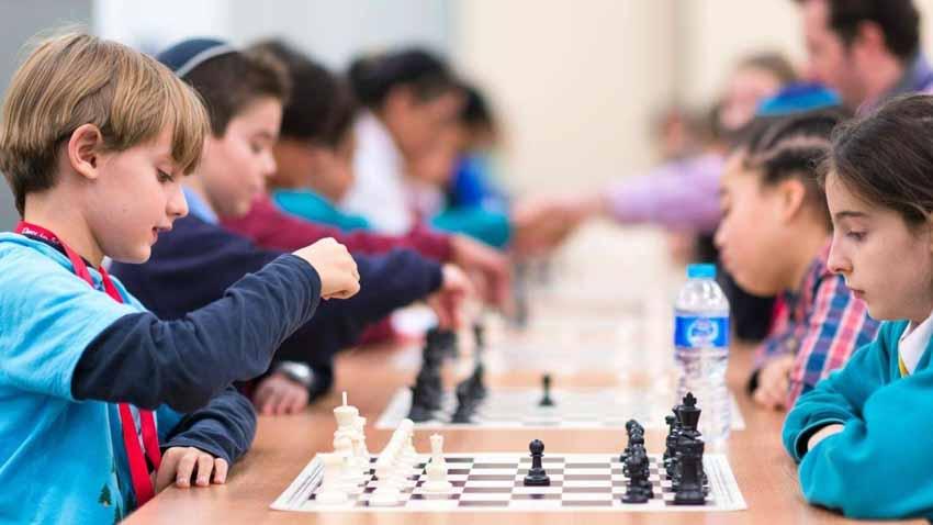 Cờ vua giúp hình thành tinh thần chấp nhận rủi ro ở trẻ