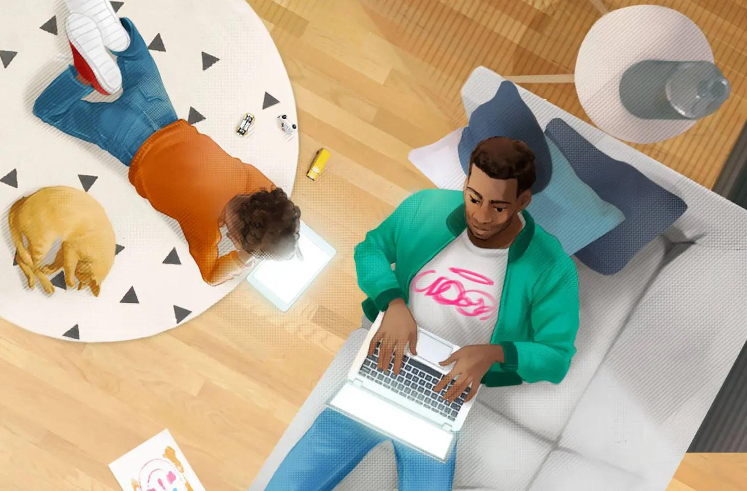 Hiểu để bảo vệ trẻ khi trực tuyến sau thời gian giãn cách vì đại dịch - 03