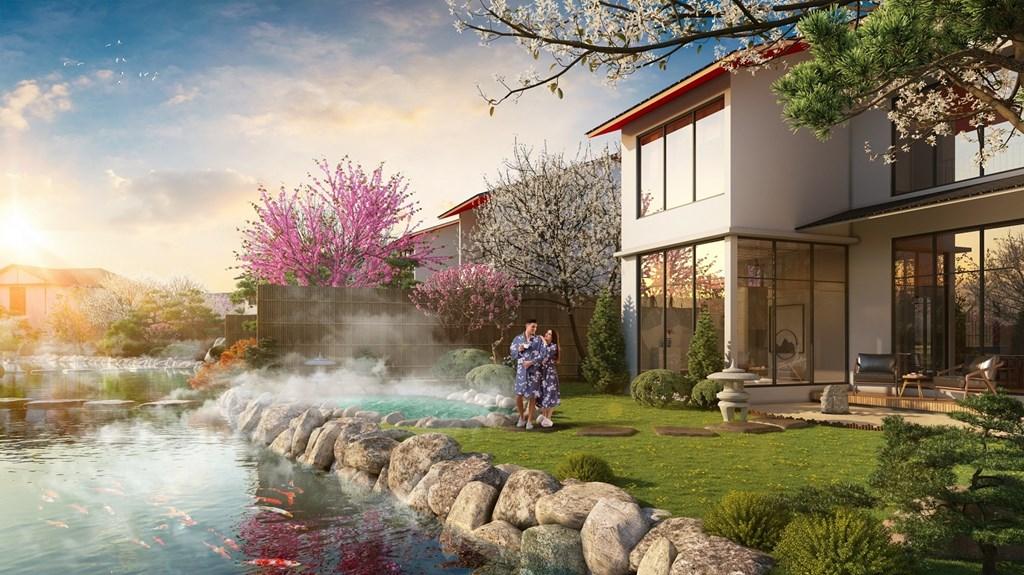 Biệt thự khoáng nóng Sun Onsen Village – Limited Edition 0 3